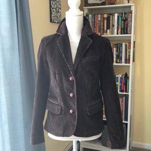 L.L. Bean Corduroy Jacket Size 8